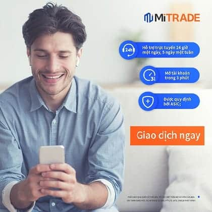 Sàn Mitrade-đơn giản hóa giao dịch