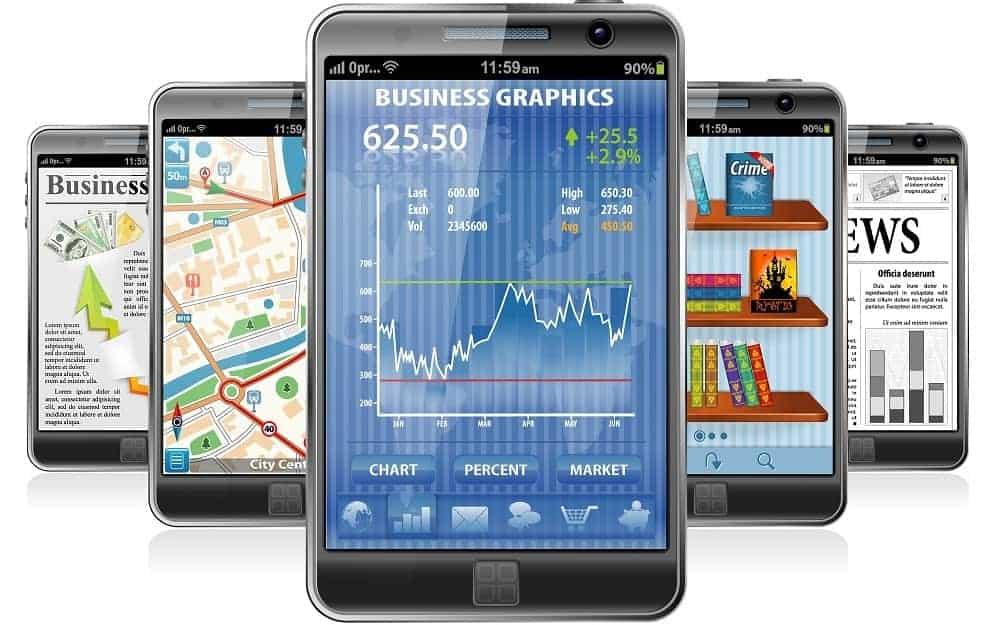 cách chơi chứng khoán trên điện thoại với app chứng khoán&phần mềm chứng khoán