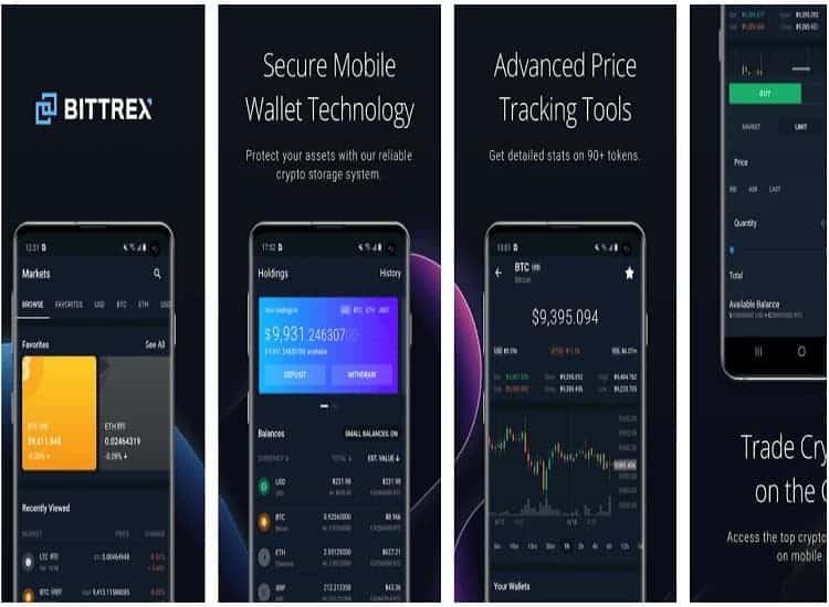 Bittrex là gì? Có lừa đảo? Cách mua bán coin và đăng ký trên sàn Bittrex(Đánh giá)