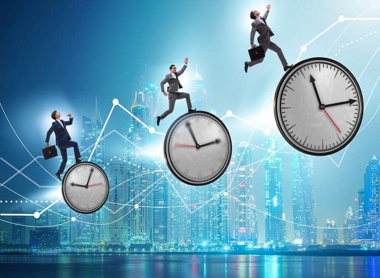 Thời gian giao dịch chứng khoán tại Việt Nam gồm giờ giao dịch chứng khoán HOSE, HNX và phái sinh 2021