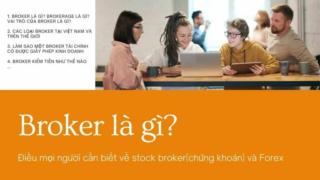broker là gì