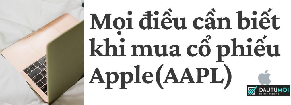 cổ phiếu Apple